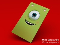 Mike Wazowski Wallpaper