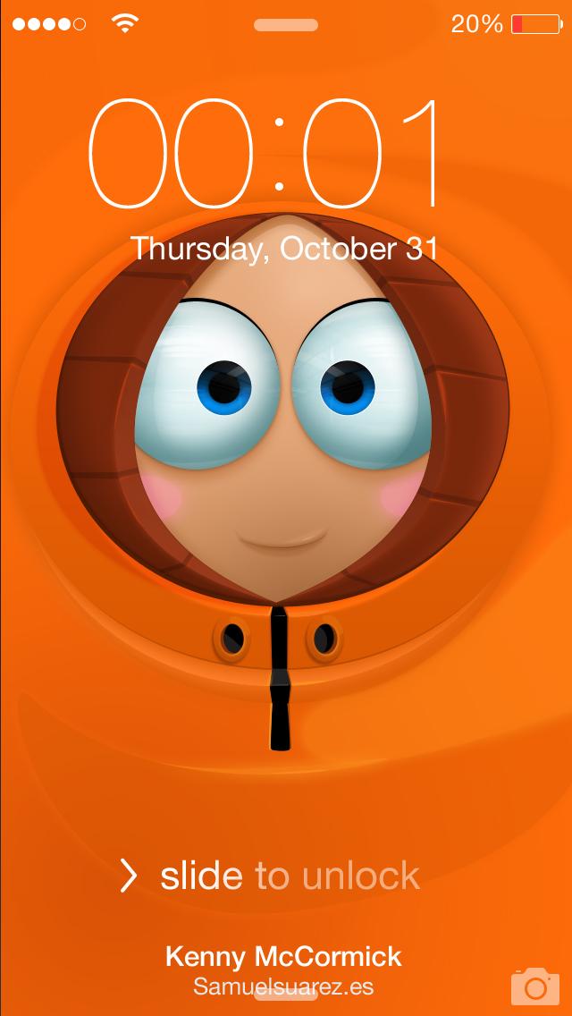 Kenny lock