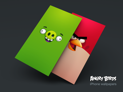 Angry Birds Wallpapers suarez green samuel free vector illustration pig birds angry wallpaper iphone red