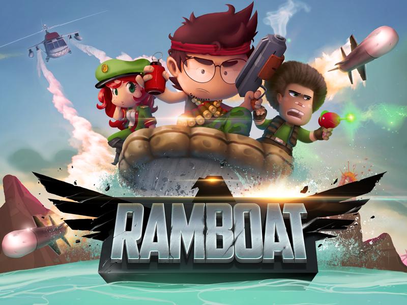 Ramboatmanbo cover