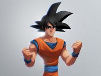 Goku Disney Infinity