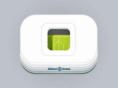 Allianz Arena - UEFA CL Final 2012