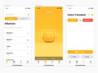 app translator web, photo, voice