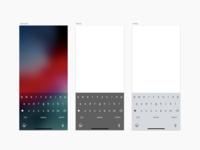 keyboard alternative