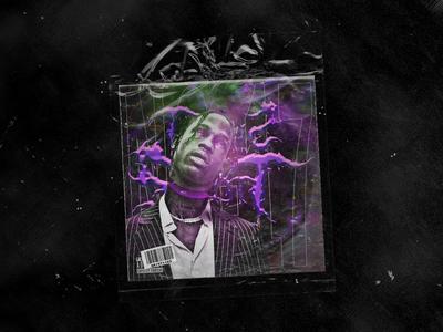 Travis Scott - Artwork