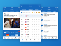 Paris 2024 - Concept app