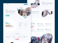 Designsprint.paris - Landing Page