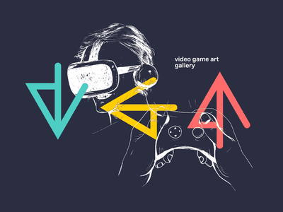 VGA Shirt Concept illustration