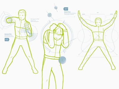 Snowball Defense Illustrations illustration