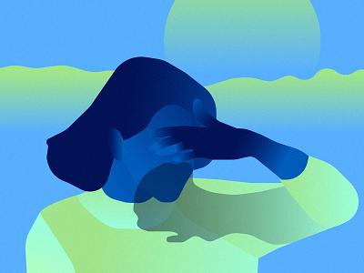Shadow graphicdesign design vectorart color drawing illustrator vector illustration
