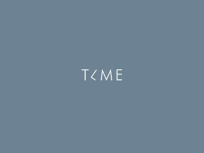 It is time to... blue grey color future past clock year symbol text simple time