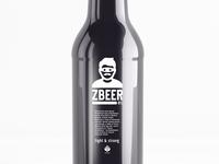 zBEER Mono label
