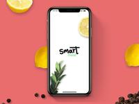 Smart Meal App Branding
