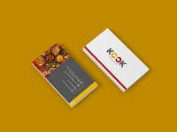 KOOK BUSINESS CARDS