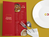 KOOK SPANISH RESTAURANT MENU