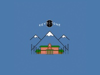 Keystone Resort Illustration