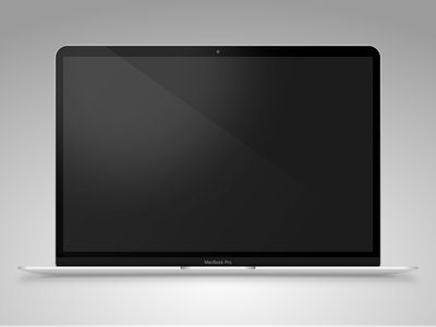 MacBook Pro - Sketch app Mockup illustration icon mock up sketch app macbook