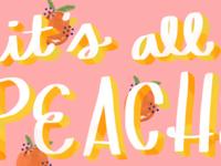 It's All Peachy!