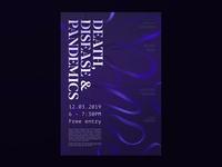 Death, Disease & Pandemics