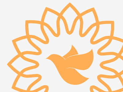 Crop of bird logo option 2