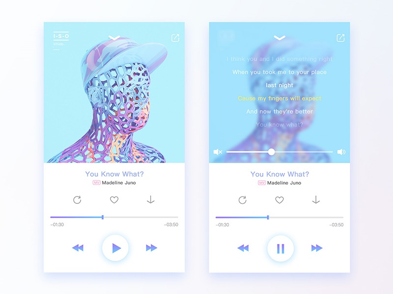 UI Inspiration: This week's selections from Aakash Sarvaiya, Maciej Dyjak, Andrew Chraniotis and more