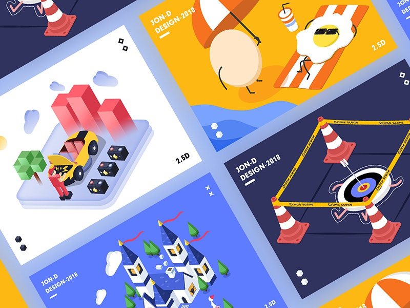 UI Inspiration: This week's selections from Joshua Oluwagbemiga, Ahsan Raz and more