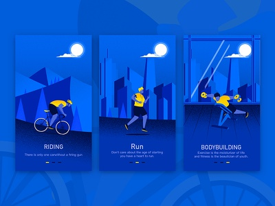 Motion guide page china motion,jondesigner,hiwow illustration page guide