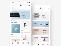 Furniture E Commerce App