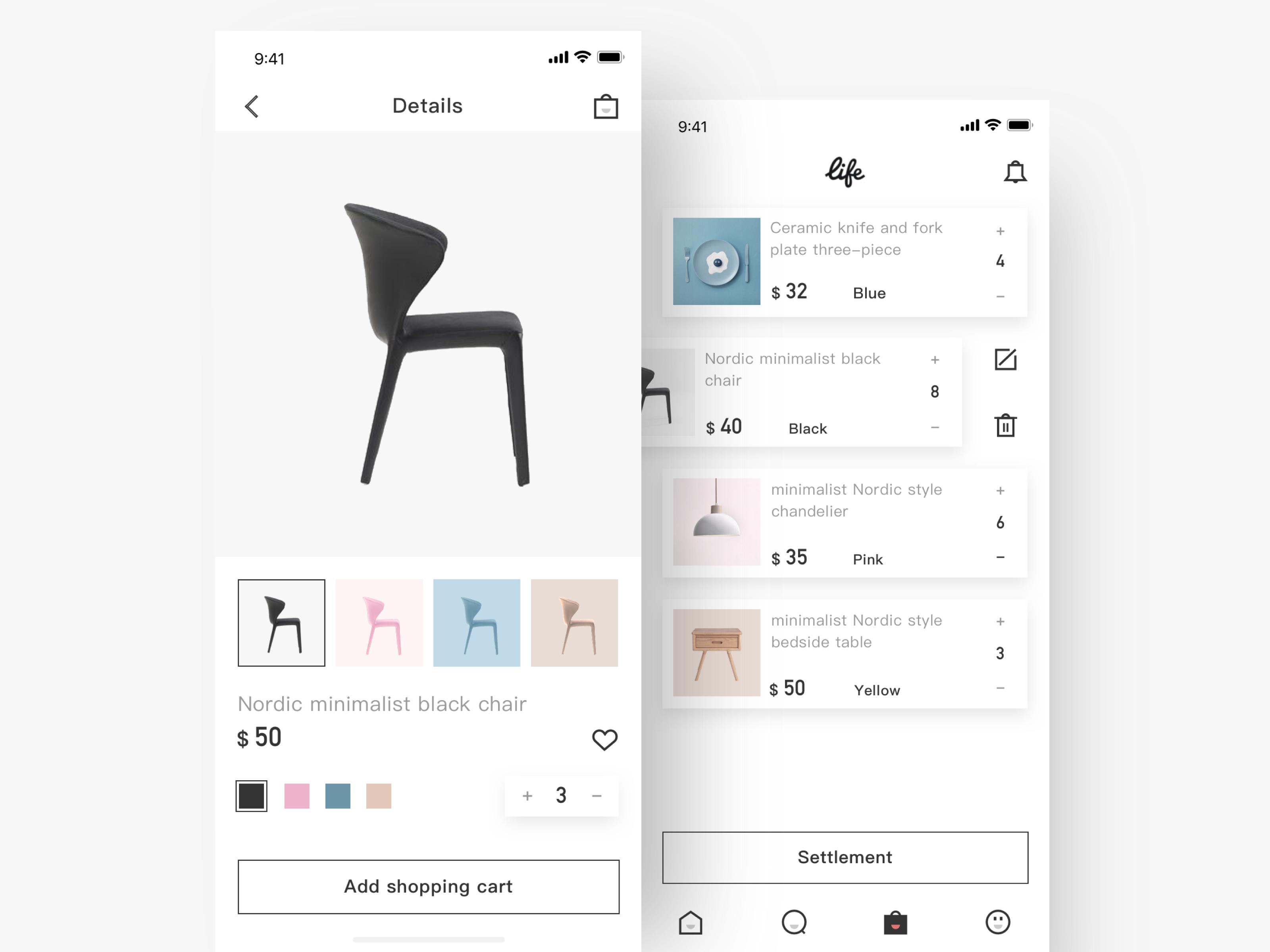 Furniture e commerce app2