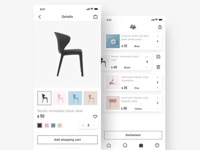 Furniture E Commerce App