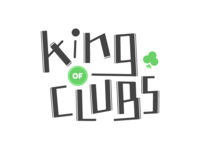 #oldproject: King of Clubs type
