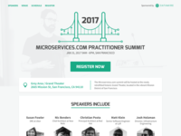 2017 Microservices Summit Homepage