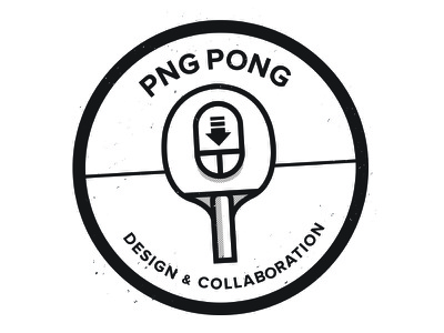 Png Pong png pong icon vector illustrator flat black white texture pattern logo