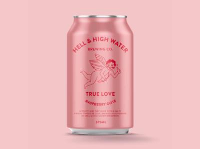 True Love Raspberry Gose