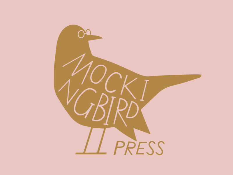 Mockingbird Press Logomark