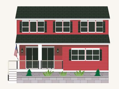 House Illustration- v2014