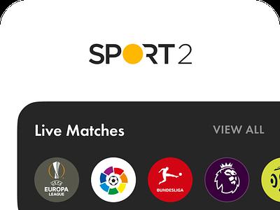 Sports Live Score App android ios sports design soccer football barcelona stream live score sports minimal design ux