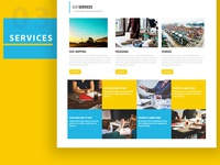 Fast Mover Packers and Mover Web Template