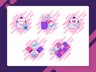 Exchange Icons