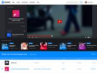 Playlists on Shazam.com