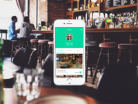 Tipsy - Mobile App Design