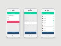 Tipsy - App Design - Create Event