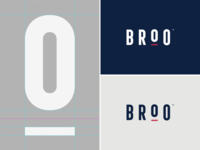 Broo - Logo Design Detail