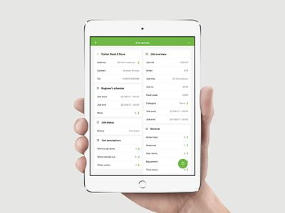 Clik Jobs - App Design app design art direction ui design mobile app user experience user interface