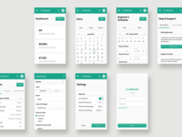 Clik Remote - Mobile Designs