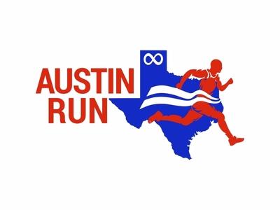 Day 7 of #thirtylogos challenge: Austin Run