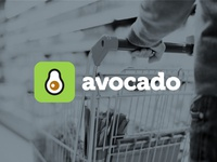Day 24 of #thirtylogos challenge: Avocado