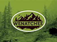 Day 25 of #thirtylogos challenge: Wenatchee