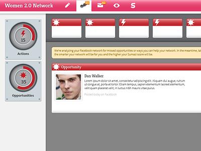Dash Opportunity sumazi network startup ui