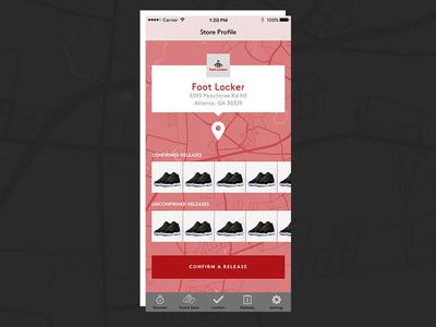 Stocklist: Store Profile